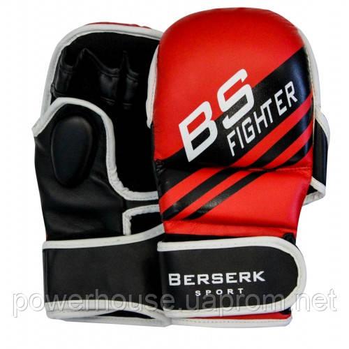 Перчатки для смешанных единоборств 7 oz Berserk Fighter