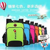 Детский школьный ортопедический рюкзак яркий , качественный 2 длина 6 цветов