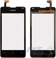 Сенсор (тачскрин) для Huawei Ascend Y300 U8833, Ascend Y300D U8833 Black
