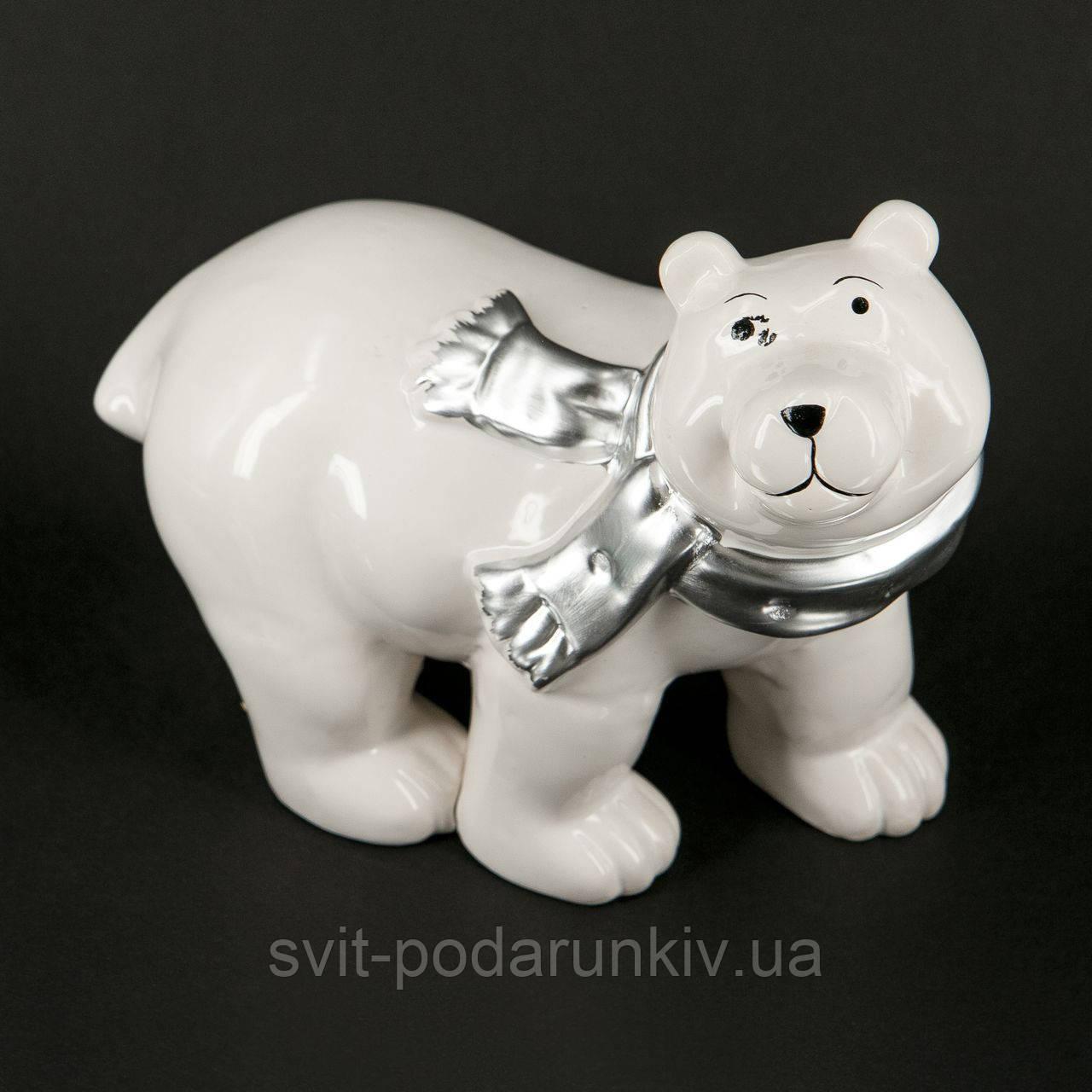 "Статуэтка белый медведь ""Умка"" HYS09A037-2"
