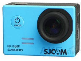 Экшн-камера SJCAM SJ5000 Blue