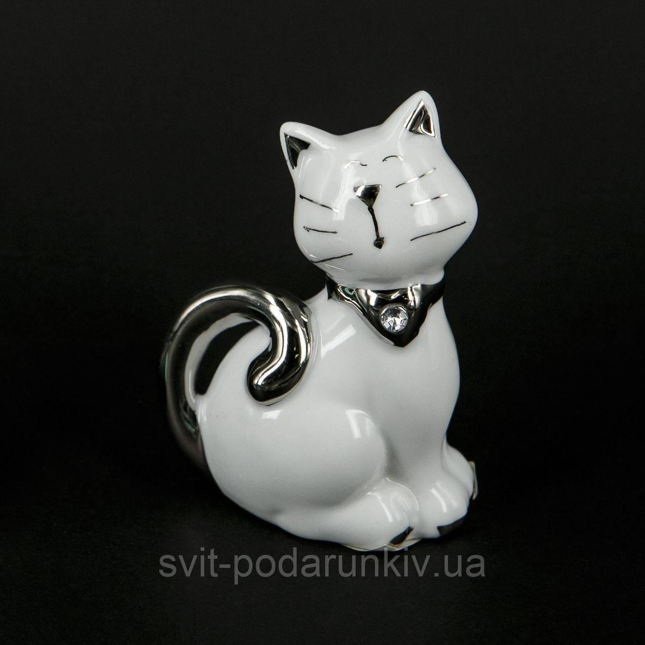 Статуэтка кота миниатюрная HYS21084-3
