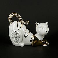 Статуэтка красивая кошка HYS21248-w