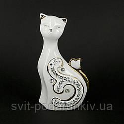 Статуэтка кошки в доме привлекает новые возможности HYS21267-2AJ