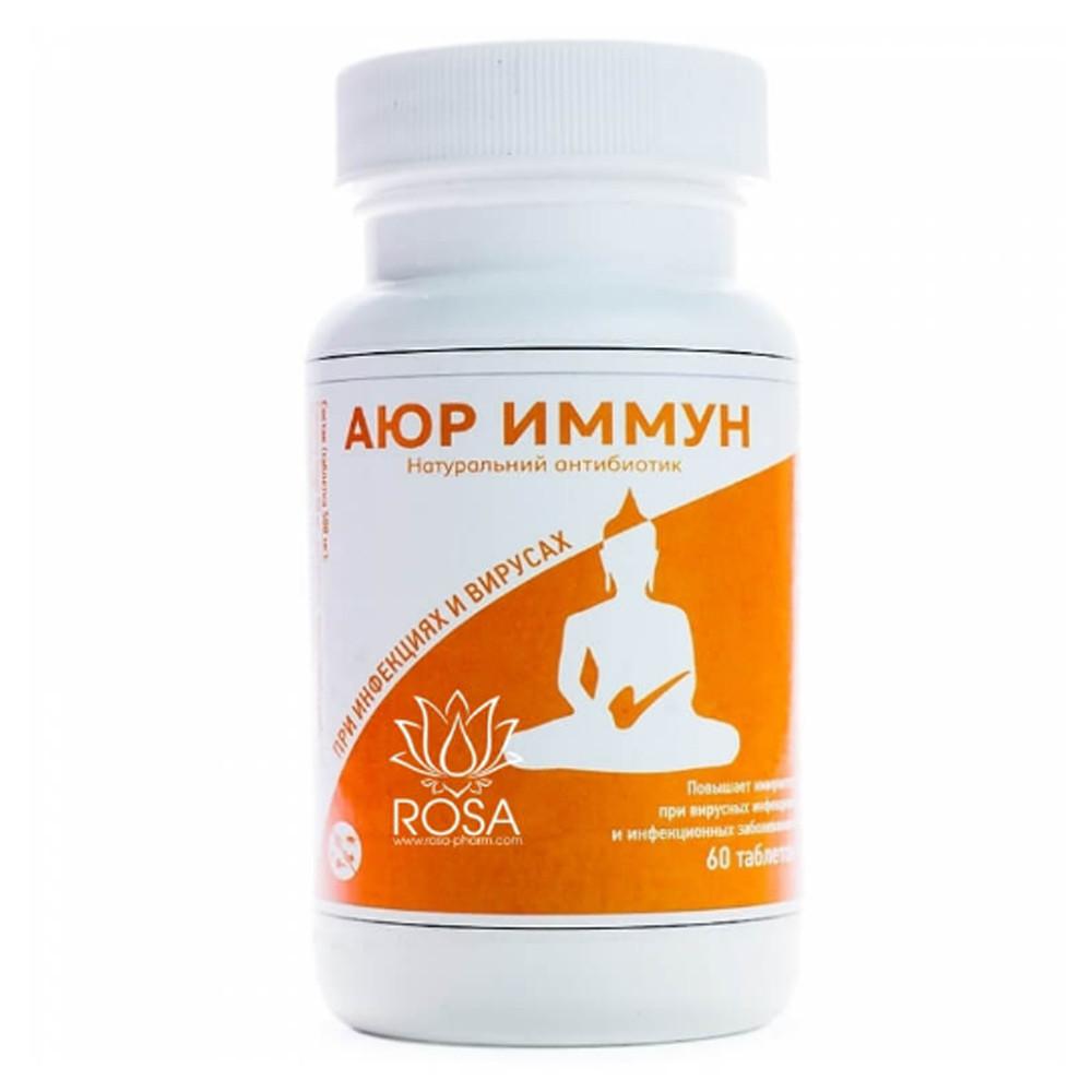 Аюр Імун (Ayur Immun, Punarvasu), 60 таблеток