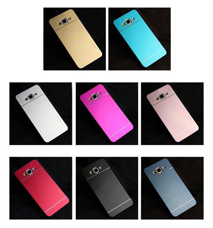 "Samsung G530 / 531 GRAND PRIME чехол панель накладка бампер для телефона металл со стразами "" MOTOMO """