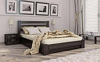 Деревянная кровать Селена с механизмом Массив 120х190 см. Эстелла, фото 1
