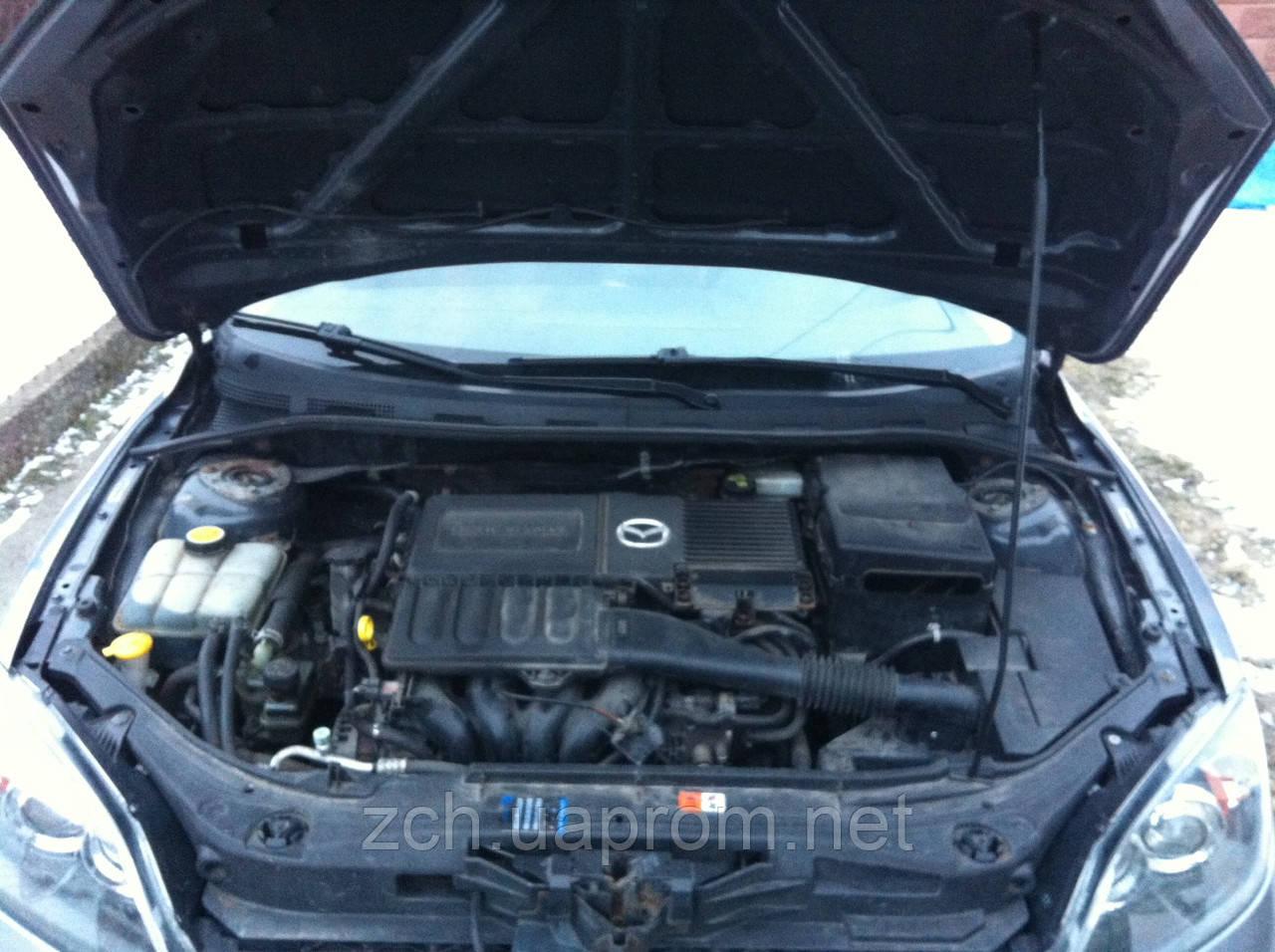 Блок управления двигателем 1.6 и 2.0 Mazda 3 sedan