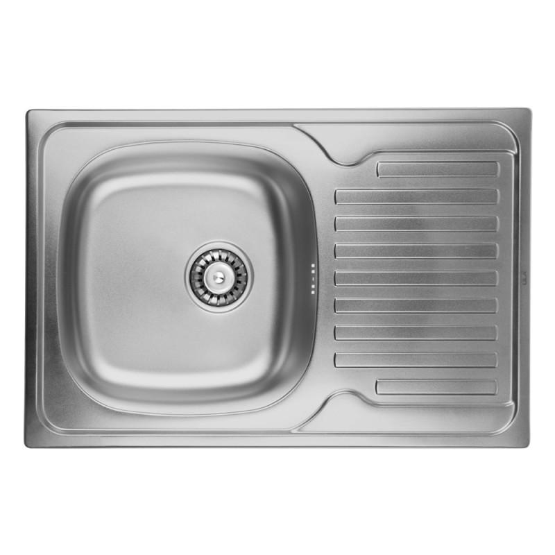Кухонная мойка ULA 7203 U Satin