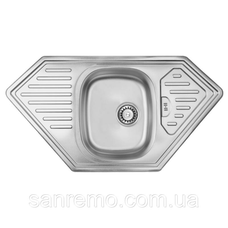 Кухонная мойка ULA 7801 U Micro Decor