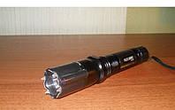 Фонарь электрошокер Blaze (Сокол) BL-288 Police. Шокер с лазером Pro-shoker, острые шипы