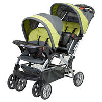 Прогулочная коляска для 2 деток Baby Trend