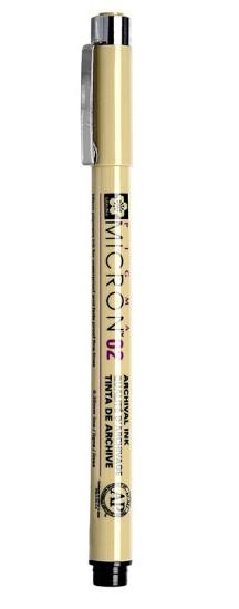 Линер PIGMA Micron 0.2 0.3мм чёрный Sakura