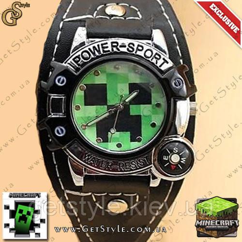 Наручные часы MineCraft -