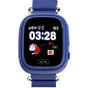 Детские Умные часы с GPS Smart baby watch Q90S Синие, фото 2