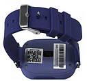 Детские Умные часы с GPS Smart baby watch Q90S Синие, фото 3