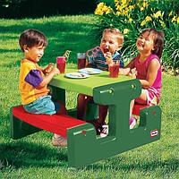 Детский Столик для Пикника Little Tikes , фото 1