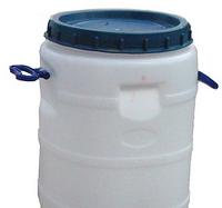 Бидон пищевой Г 50л (горло 28см) Пласт бак