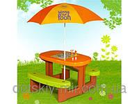 Детский Столик для Пикника с Зонтиком Winnie the Pooh Smoby
