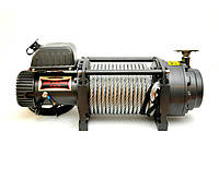 Лебедка электрическая автомобильная DRAGON WINCH DWT 20000 HD 24V/9.1 т