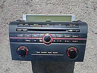 Автомагнитола на 5 дискив, штатная орыгинал  Mazda 3 sedan, фото 1