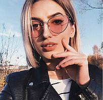Женские стильные очки в разных цветах butterflies 21789tezOh