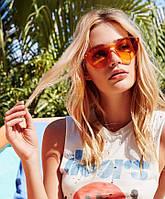 Женские стильные очки без оправы в разных цветах 21790tezOh, фото 1