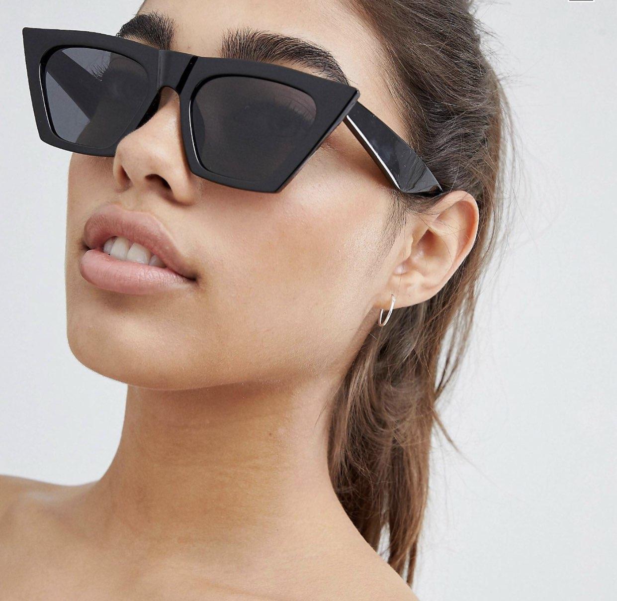 Солнцезащитные очки ретро в разных цветах 22740tezOh, фото 1