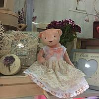 Авторская игрушка Подруга Тедди