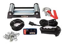 Лебедка электрическая автомобильная DRAGON WINCH DWT 16800 12/24V / 7,62 т