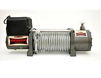 Лебедка электрическая Dragon Winch DWT 15000 LHD 24V