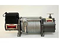 Лебедка электрическая автомобильная DRAGON WINCH DWT 15000 HD 12/24V /6.8 т
