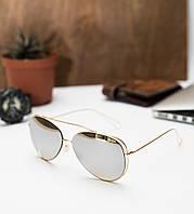Солнцезащитные очки в стиле Ray Ban Izzi зеркальные