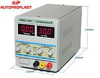 YIHUA 305D 30V/5A. Лабораторный блок питания YIHUA 305D 0-30V/0-5A LED одноканальный