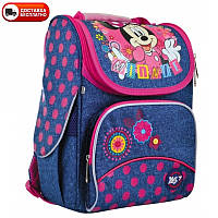 "Рюкзак школьный каркасный YES H-11 ""Minnie"" 556140, фото 1"