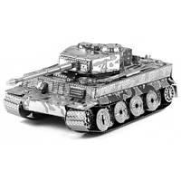 """Металлическая сборная 3D модель """"Танк Tiger I"""", Metal Earth (MMS203)"""