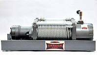 Лебедка гидравлическая автомобильная DRAGON WINCH DWHI 12000 HD 24V/5,4т