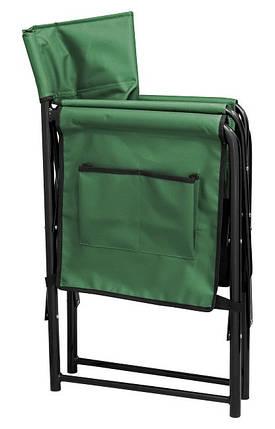 Кресло Режиссерское с полкой NR-42 NeRest® зеленый, фото 2