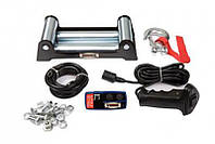 Лебедка электрическая автомобильная DRAGON WINCH DWM 8000 HD 12/24V/ 3,6 т