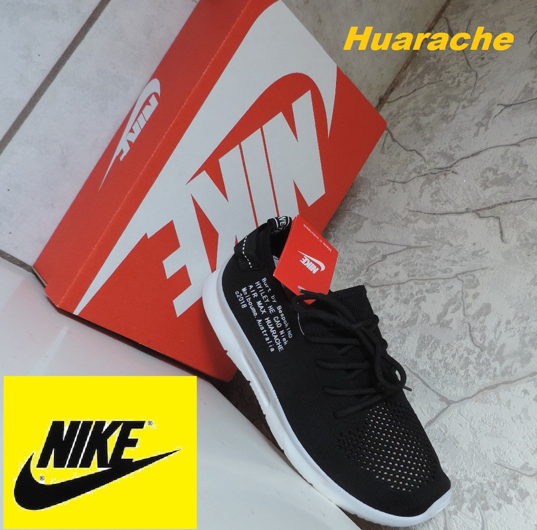 Мужские кроссовки Nike Huarache Melburn AUSTRALIA. Городские кроссовки Найк