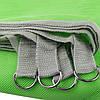 Килимок-підстилка для пікніка або моря анти-пісок Sand Free Mat 200x200 мм Зелений, фото 3