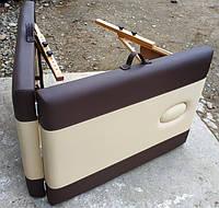 Кушетка прочный буковый массажный стол с бесплатной доставкой RELAX, фото 1