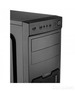 Vinga CS211B / AMD Ryzen™ 3 2200G (4 ядра по 3.5 - 3.7GHz) / 8GB DDR4 / 500GB HDD / 400W, фото 2