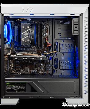GameMax Elysium White / Intel Core i5-9400 (6 ядер по 2.9 - 4.1GHz) / 16GB DDR4 / 480GB SSD / GeForce GTX 1660 6Gb / 500W, фото 2