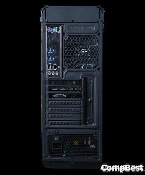 GameMax StarLight B-White / AMD Ryzen 7 2700 (8(16)ядер по 3.2 - 4.1GHz) / 16GB DDR4 / 2000GB HDD+240GB SSD / GeForce GTX 1660 6Gb / 500W, фото 2