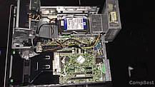HP Compaq dc6300 Elite SFF/  Intel® Core™ i5-3570 (4 ядра по 3.4 - 3.8GHz) / 4GB DDR3 / 250GB HDD / DVD-RW, фото 2