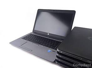 "HP EliteBook 840 G2 / 14"" (1920x1080) IPS / Intel Core i7-5500U (2(4)ядрп по 2.4 - 3.0GHz) / 8GB DDR3 / 240GB SSD / VGA, DisplayPort, USB, Webcam, фото 2"