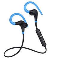 Bluetooth Гарнитура SPORT (blue)