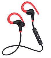 Bluetooth Гарнитура SPORT (red)