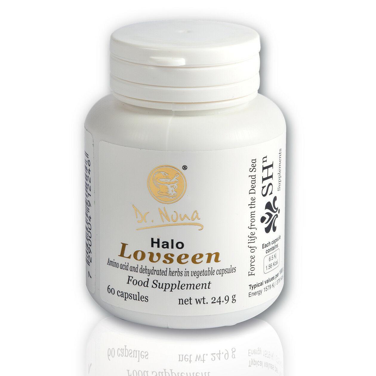 Доктор Нона Лавсин/ Dr.Nona - Halo Lovseen - Dead Sea Minerals Bio-organic Dietary Food Supplement